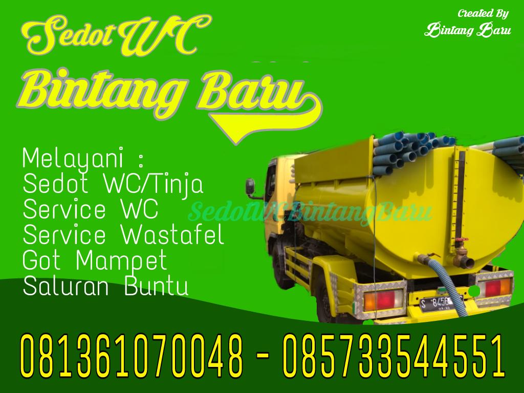 Sedot WC Jombang Murah