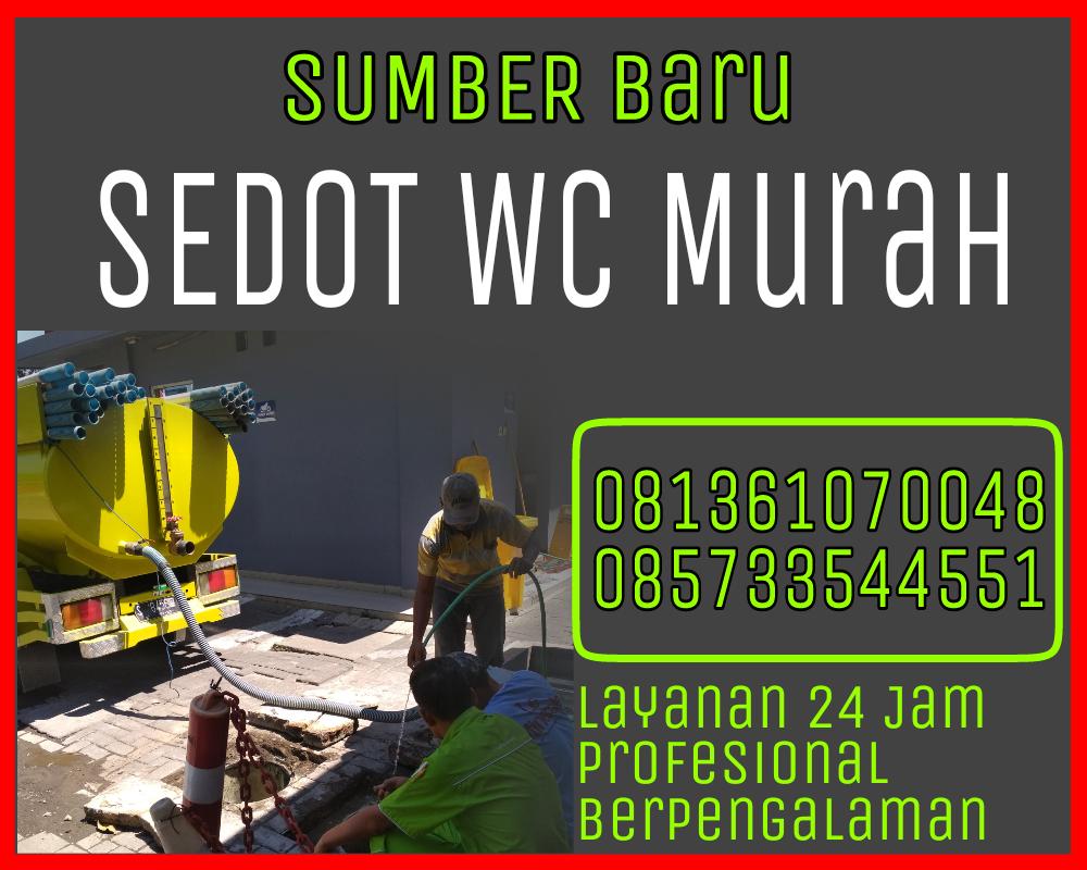 Sedot WC Jombang